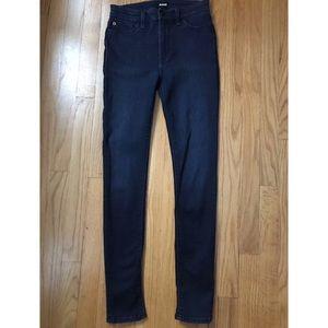 Hudson Barbara High rise skinny jeans 25